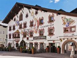 Hotel in den Kitzbüheler Alpen