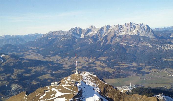 Kaisergebirge, Kitzbühel