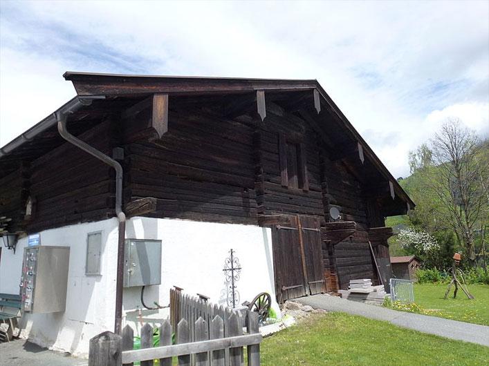 Wirtschaftsgebäude des Mesnerhauses, Kitzbühel